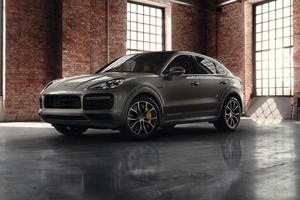Porsche Cayenne Coupe Gets The Exclusive Treatment