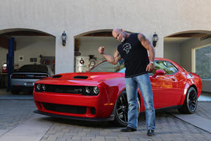 Is A Dodge Challenger With 855 HP In The Works?