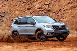 2020 Honda Passport Arrives With New Price Tag