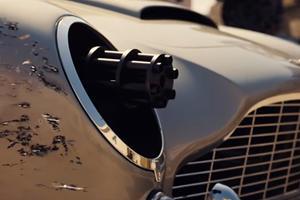 Check Out The New Guns On James Bond's Aston Martin