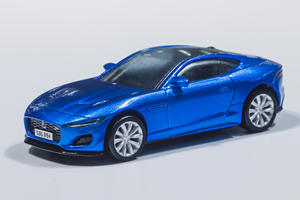 Hot Wheels Jaguar F-Type Is Much Faster Than The Real One