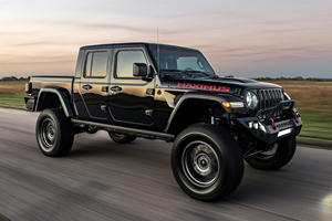 Hellcat-Powered Hennessey Gladiator Prove It's The Ultimate Jeep
