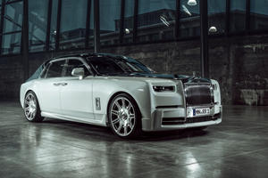 These Guys Have Somehow Improved A Rolls-Royce Phantom