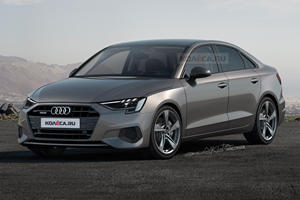 All-New Audi A3 Will Look Like This