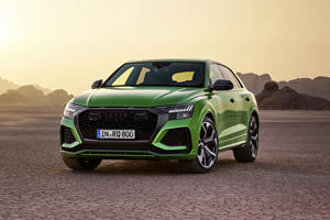 Can't Afford A New Audi RS Q8? Here Are 6 Cheaper Super SUVs