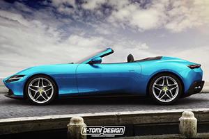 Ferrari Roma Looks Great In Any Body Style
