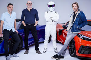 Top Gear America Returns With New Hosts... Again