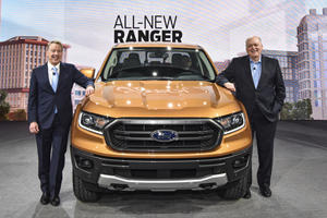 Ford Says Rising Car Prices Have Reached Their Peak