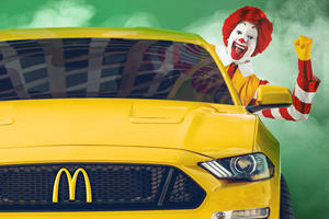 Ford And McDonald's Join Forces To Save The Planet