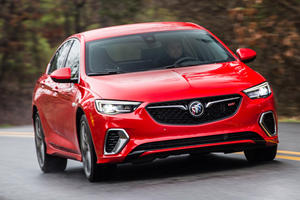Buick Regal Becomes Latest Victim Of Crossover Craze