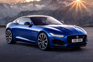 2021 Jaguar F-Type Arrives With Fresh Styling And More Power