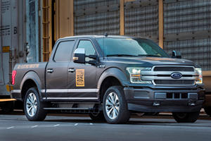 Electric Ford F-150 Patent Reveals Tesla-Fighting Tech