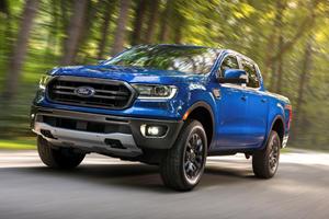 Ford Ranger Gets More Power Thanks To Roush Performance