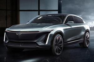 Cadillac Prepares To Take On Tesla