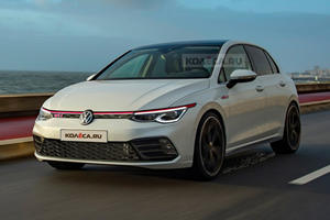 Get Ready For The Next-Generation Volkswagen Golf GTI