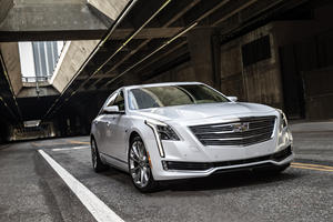 Cadillac CT6 And Chevrolet Impala Are Being Killed Off