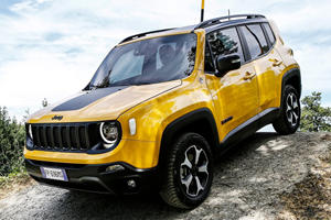Only Certain 2020 Jeep Renegades Earn Top Safety Pick Rating