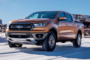 Ford Ranger Sales Are Creeping Up On Chevrolet And Toyota