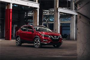 2020 Nissan Rogue Sport To Go Hybrid