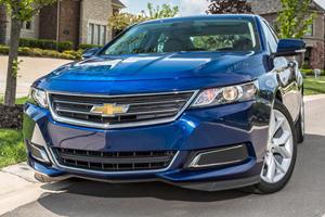 2020 Chevrolet Impala Now Cheaper Than 2019 Impala