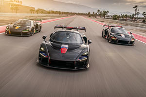 Only Three Lucky Customers Can Have This Rare McLaren Senna