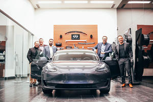 Infiniti Dealer Sells A Tesla Because It Doesn't Have EVs Yet