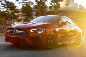 Mercedes CLA 35 Is AMG's New Point Of Entry