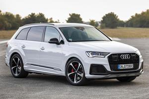 Audi Q7 Gets Potent New PHEV Powertrains