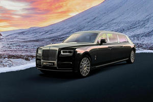 This Stretched, Bulletproof $3M Rolls-Royce Is The Last Word In VIP Protection