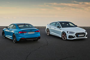 2020 Audi RS5 Arrives With Sharper Styling And New Tech