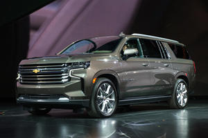 Say Hello To The 2021 Chevrolet Tahoe And Suburban