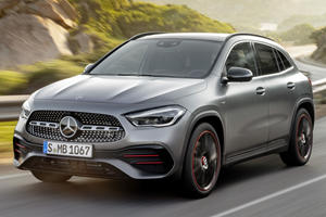 All-New 2021 Mercedes-Benz GLA Is Better In Every Way
