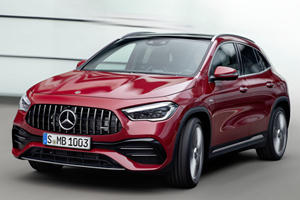 2021 Mercedes-AMG GLA 35 Arrives With Over 300 HP