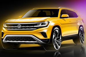 2021 VW Atlas Coming With Fresh New Look