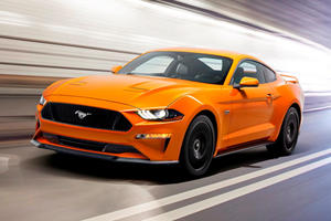 Ford Mustang Could Share Something In Common With Tesla Model X