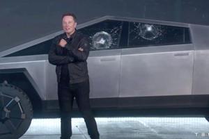Stop Calling The Tesla Cybertruck 'Bulletproof'