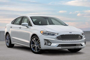 Ford's Latest 2019 Fusion Discount Could Be The Last