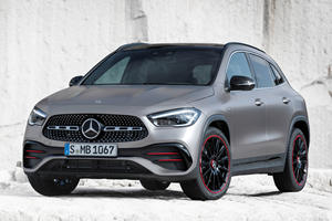2021 Mercedes-Benz GLA First Look Review: Defying Expectations