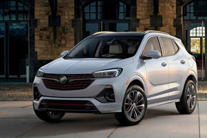 2020 Buick Encore GX Could Have A Surprise Luxury Feature