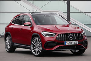 2021 Mercedes-AMG GLA 35 First Look Review: Baby AMG Gets Taller