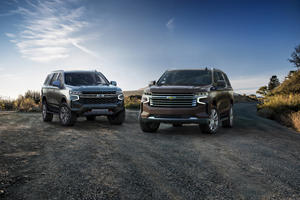 Climate Activists Don't Like The New Chevrolet Tahoe Or Suburban