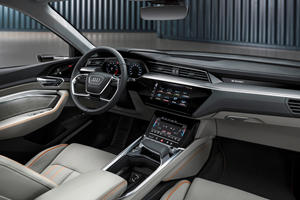 Audi Wants To Eliminate Dashboard Buttons