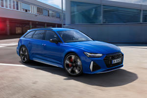 Celebrate 25 Years Of Audi RS With This Cool New Package