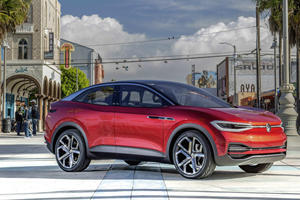 High-Performance Volkswagen GTX Electric Car Is Coming