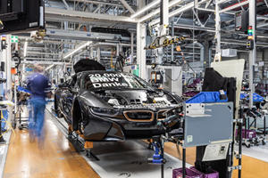 BMW i8 Hits Major Milestone As Production Nears End