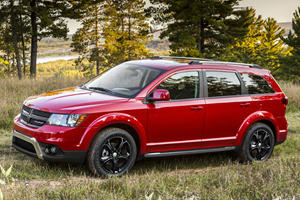 Dodge FINALLY Retiring Journey's Oldest Feature