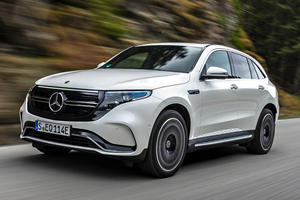 There's Bad News About The 2020 Mercedes-Benz EQC
