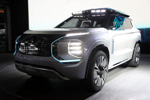 Mitsubishi's Off-Road SUV Future Could Rely On Nissan