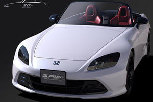 The Honda S2000 Is Being Resurrected