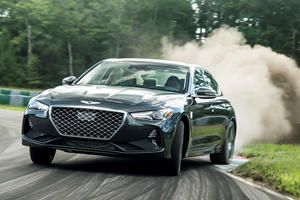 2019 Genesis G70 Prices Are Amazing Right Now